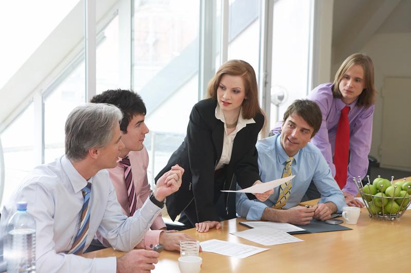 Weiterbildung unserer Außendienstmitarbeiter in monatlichen Schulungen