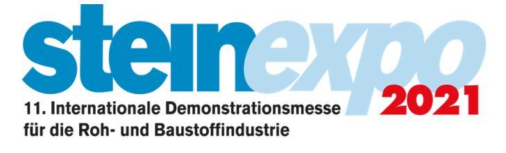 Logo Steinexpo 2021